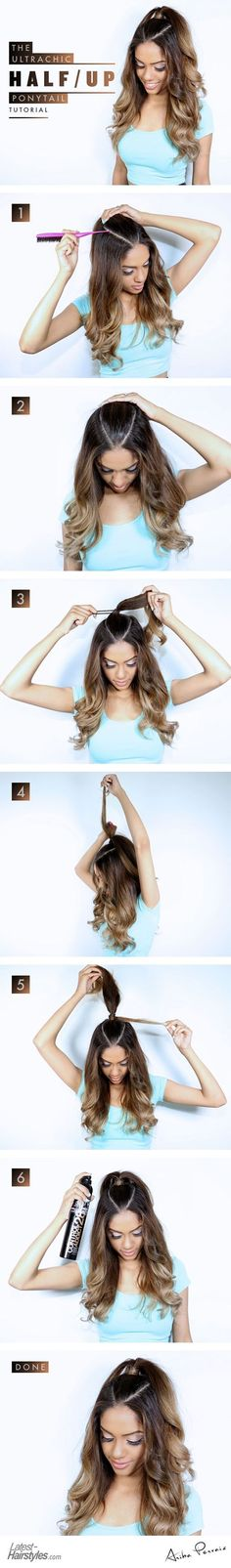 half-up-half-down-high-ponytail-how-to-tutorial-hack