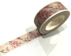 Origami Themed Washi Masking Paper Tape 15mm x 10 Metre Roll Free UK P/&P