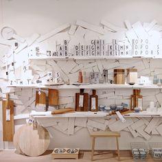 Weißglut, ein Concept Store in München durch und drch gefüllt mit tollem Design | creme münchen