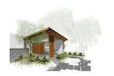 Gallery of Residential Pavilion / Abraham John Architects - 15