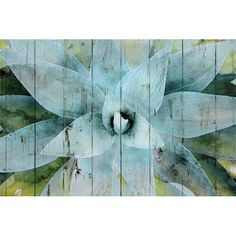 Found it at Wayfair - Organic Matter by Irena Orlov Painting Print on Wrapped Canvas