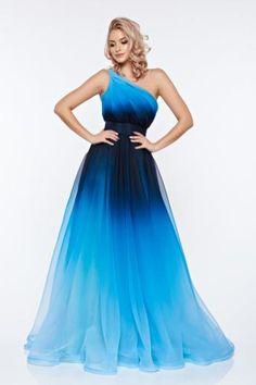 rochii-de-seara-lungi-din-voal-albastre