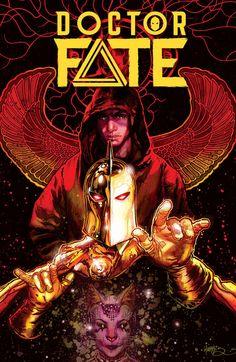 Doctor Fate Vol. 4 #13 - Tony Harris