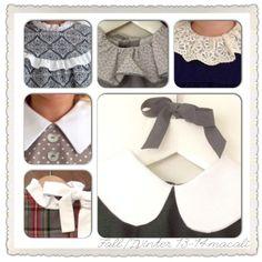 www.macali.es Little Girl Fashion, Fashion Kids, Sewing For Kids, Kids Clothing, Little Girls, Kids Outfits, Fall Winter, Trends, Chic