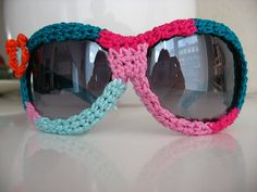 Crocheted Sunglasses