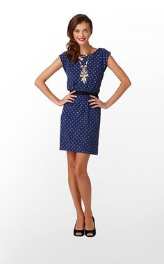 Lilly Pulitzer Fall 2012 collection Laney Dress