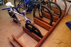 Bicycle storage solutions - The Garage Journal Board