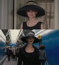 The Audrey Hepburn Connections to The Dark Knight Rises