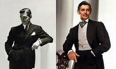 Vintage Bulletin, the Vintage Clothing blog: CLARK GABLE ...