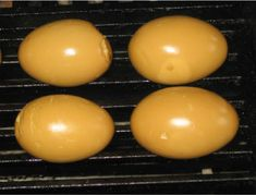 Smoked Eggs...that'll put some Devil into 'em!