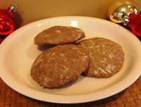 Nuernberger Lebkuchen - Homemade German Cookies
