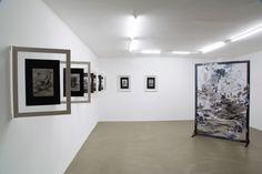 Felipe Talo, Hipnosis, 2016, installation view, RIBOT gallery