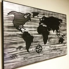 50 Shades of HowdyOwl! World maps and lots of other wall decor available now. Click and take a look!