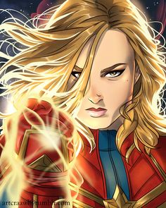 I draw fan art and things. Marvel Comics, Dc Comics Girls, Ms Marvel, Marvel Art, Marvel Women, Marvel Girls, Marvel Universe, Captain Marvel Carol Danvers, Comic Poster