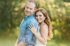 Engagement shoot with ample lighting Jessica Cooper Phtoography