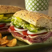 Subdepartment - YUM!  you can order deli sandwiches on line at Publix and then pick them up when you are ready!  One sandwich at a time if you want.  OR, you can order your meats / cheese sliced and package ready for pick-up when you get to the store.  I think that is soooo cool!