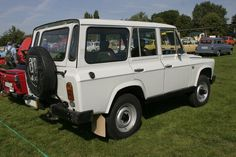 #ARO 244D 1981 Old Jeep, Jeep 4x4, Mercedes Gl, Concept Cars, Cars And Motorcycles, Automobile, Land Rovers, History, Retro