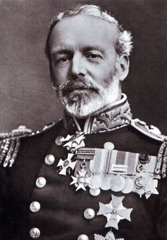Battle of Coronel: Rear Admiral Sir Christopher Cradock. Killed in action in the Battle of Coronel, November 1, 1914.