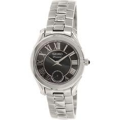 Seiko Women's SRKZ71 Silver Stainless-Steel Quartz Watch