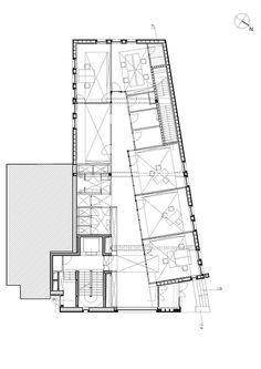 Centre du Mouvement Écologique by Steinmetzdemeyer