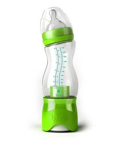 Take a look at the b.box Green Baby Bottle & Formula Dispenser on #zulily today!