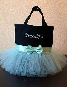 DIY - Ballet Bag