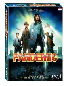Pandemie Bordspel (€35)