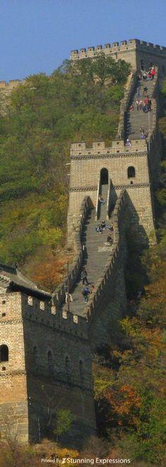 Towers-of-Mutianyu – Great Wall China | UNESCO World Heritage Site