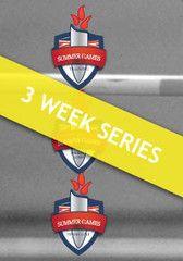 3 week Summer Games series