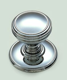 Lined Mortice Door Knob Concealed Fix 55mm Knob / 70mm Rose