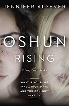 Tome Tender: Oshun Rising by Jennifer Alsever ( Trinity Forest, #2)