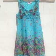 vestido De Fiesta Peace & Love - Chicfy