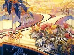 Sam Woolfe: Surreal Paintings by Ilene Meyer