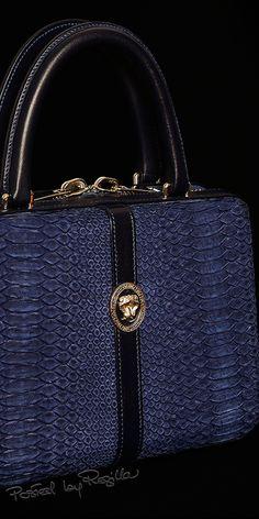 Regilla ⚜ Boa Handbags, handmade in Russia