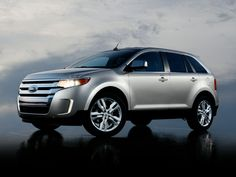 The 2014 Ford Ford Edge. Smart with gas and brilliant with everything else.