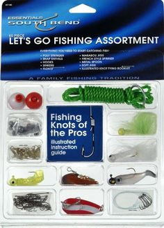 South Bend Let's Go Fishing Assortment « Blast Gifts