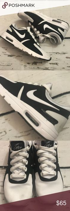best loved cb4c2 6ee5f Nike airmax sneakers size 6.5 Women s Nike airmax zero Worn very few times  If not less