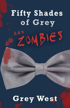 'Unable to resist Steel's impressive zombie-hunting skills, Grey admits that he's ready to take things to the next level--but only on his own terms. (Hint: They're not good terms.)'    This reminds me of Seth Grahame-Smith's Pride and Prejudice and Zombies ... #FiftyShadesofGrey