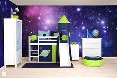 Bajeczny pokój dziecięcy - meble z kolekcji Maja - zdjęcie od Seart.pl