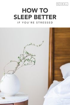Stress can take a huge toll on the hormones that regulate sleep. Thankfully there are quite a few factors you can control when it comes to sleep. Sleep Remedies, Sleep Quality, Sleep Better, Insomnia, Factors, Improve Yourself, Stress, Things To Come, Wellness
