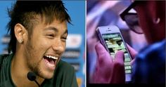 Neymar Wrote WhatsApp Message Declaring His Ambition To Play For Real Madrid