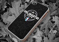 Oklahoma City Thunder case for iPhone 4/4s iPhone by rafiahcase