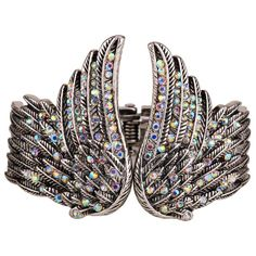 Angel Wing Cuff <br/> (8 Colors)
