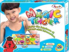 Annie Magic Teacher Learning Game Board Game - Magic Teacher Learning Game . shop for Annie products in India. Toys for 3 - 5 Years Kids.   Flipkart.com