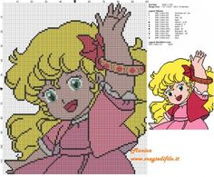 Schema punto croce piccola Georgie 100x119 12 colori.jpg (4.02 MB) Mai osservato