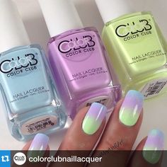 """#Repost @colorclubnaillacquer with @repostapp.
