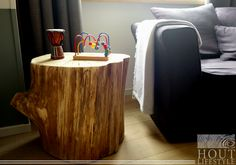 Boomstam tafeltje, leuk voor in een kinderkamertje Lifestyle, Furniture, Home Decor, Decoration Home, Room Decor, Home Furnishings, Home Interior Design, Home Decoration, Interior Design