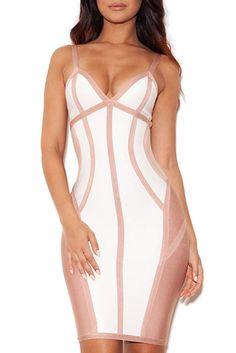 Valencia Bandage Dress