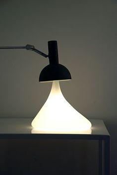 Bespoke Grafiks and Gorgeous Little Things: melted light bulb