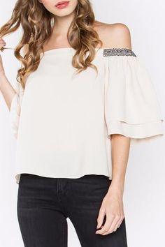 58$  Buy now - http://viyod.justgood.pw/vig/item.php?t=b6jbaop31332 - Ruffle Sleeve Top 58$